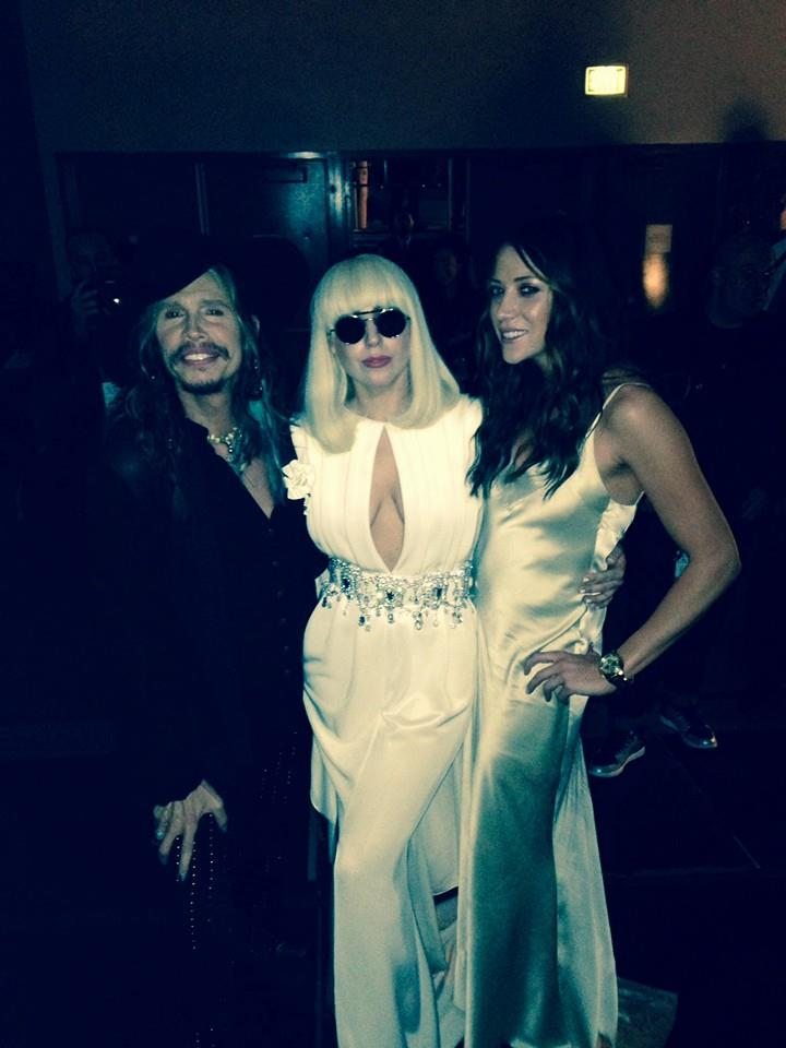 Steven Tyler Lady Gaga, Steven Tyler girlfriend, Aimee Ann Preston