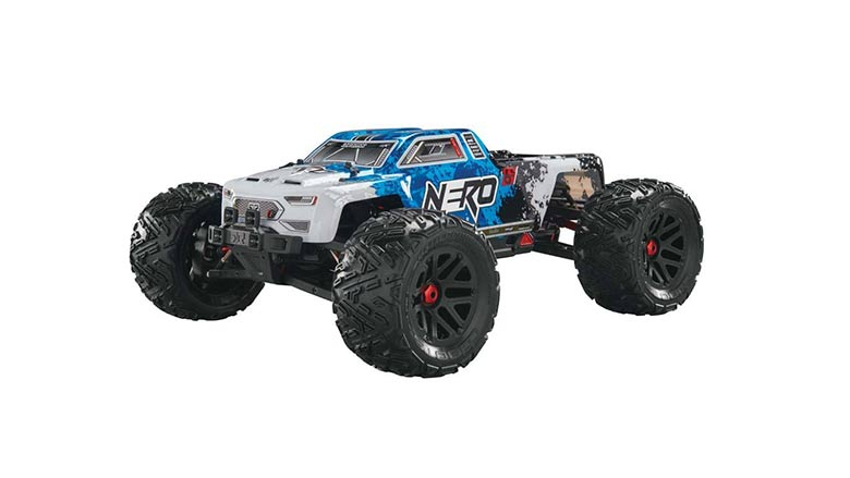 Arrma Nero 6s review