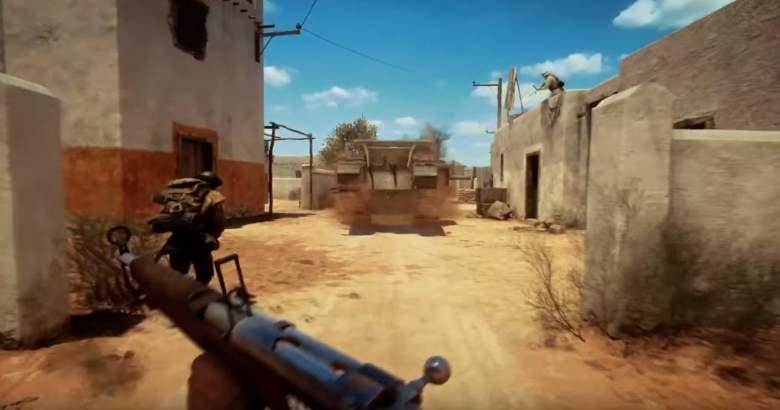 Battlefield_1_Tank