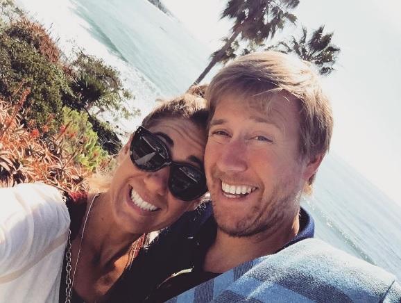 April Ross instagram, April Ross husband, Bradley Keenan, Team USA Beach Volleyball