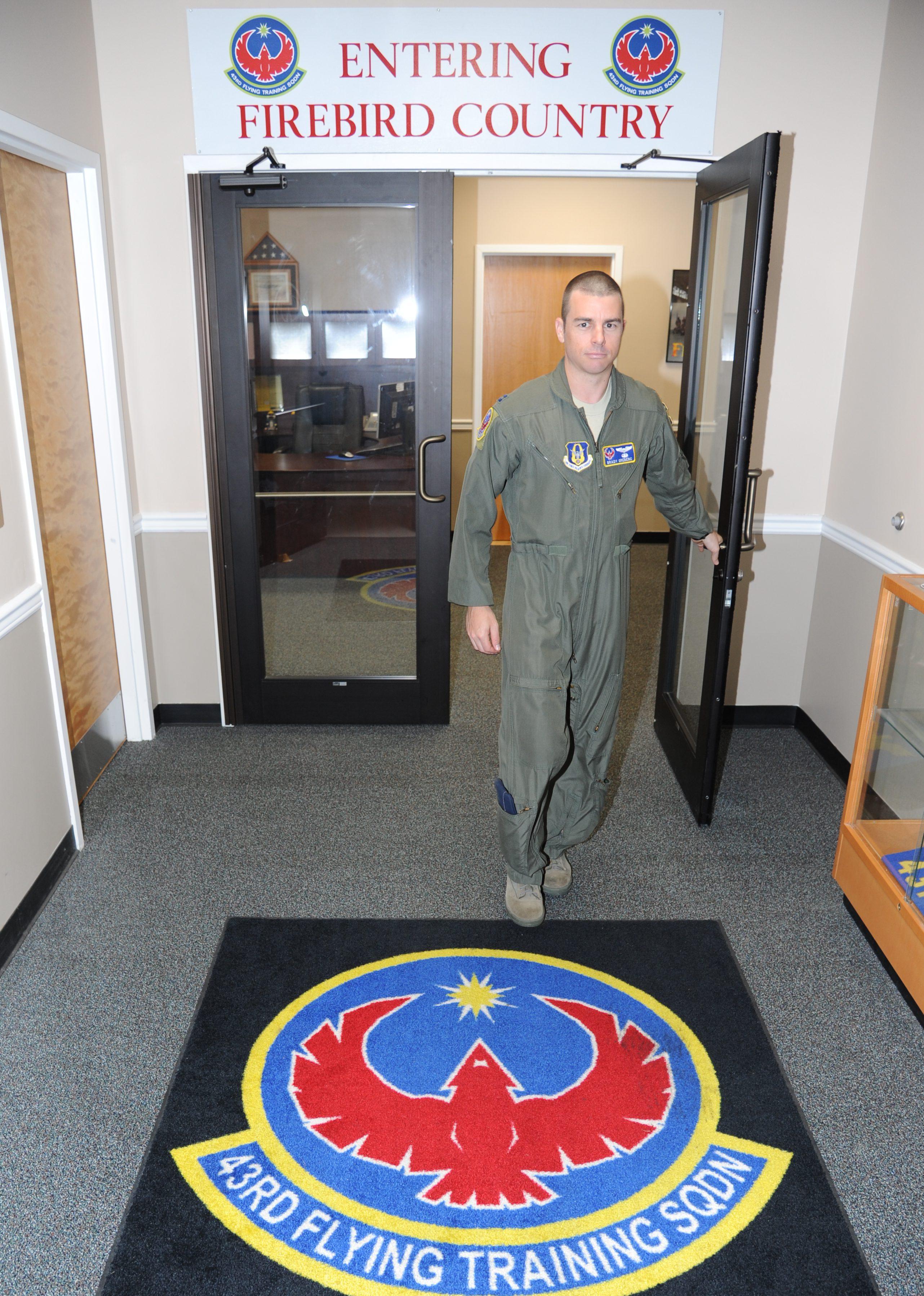 brady grebenc, brady grebenc united, brady grebenc air force