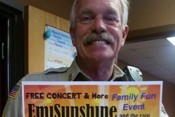 Deputy Bill Cooper