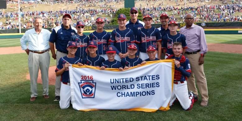 Little League World Series, Endwell Little League team