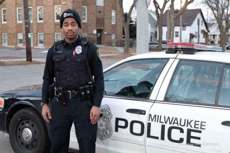 dominique heaggan brown, dominique heaggan, dominique heaggan milwaukee police, officer dominique heaggan, sylville smith dominique heaggan, dominique heaggan facebook, dominique heaggan photos, dominique heaggan pictures