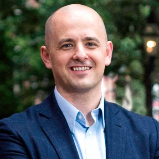 Evan McMullin, Evan McMullin Republican, independent presidential candidate,