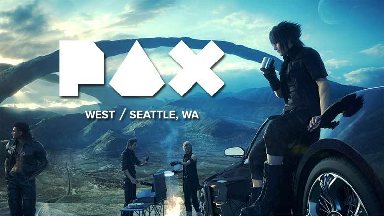 Square Enix Pax West