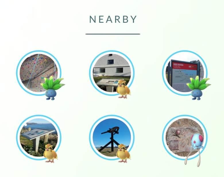 Pokemon Go Nearby tracker, Pokemon Go Nearby tracker new, pokemon go new trackre