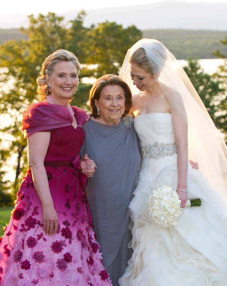 Hillary Clinton, Hillary Clinton mother, Dorothy Rodham