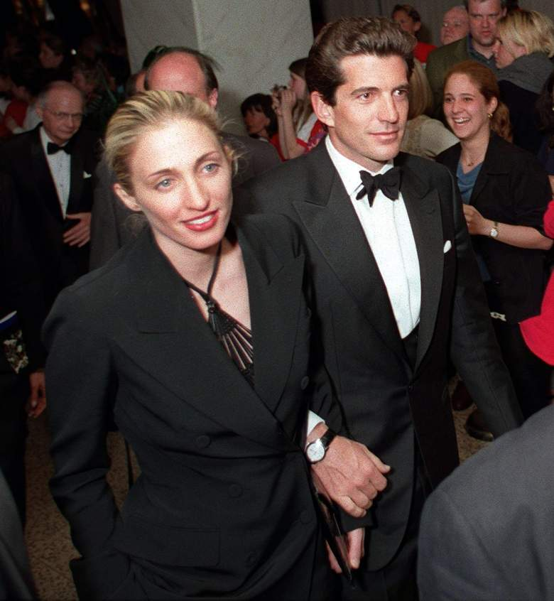 Carolyn Bessette Kennedy Jfk Jr S Wife 5 Fast Facts Heavy Com