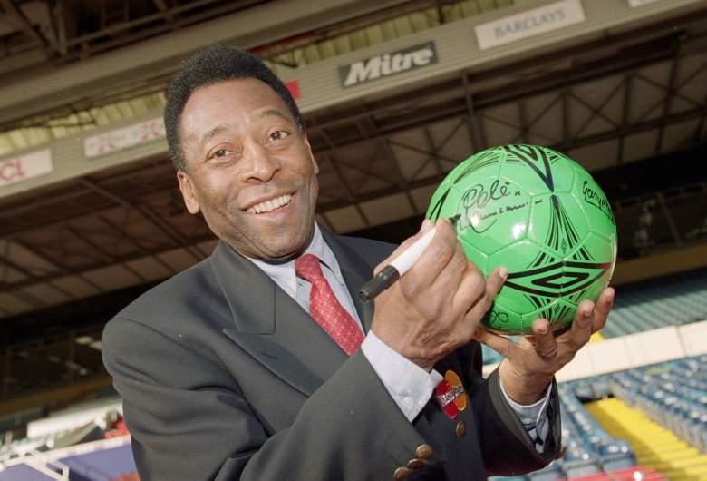 Pele, Pele net worth, Pele sponsorships