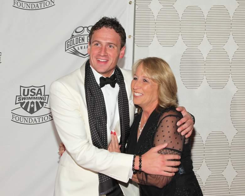 Ryan Lochte, Ryan Lochte mother, Ryan Lochte mom