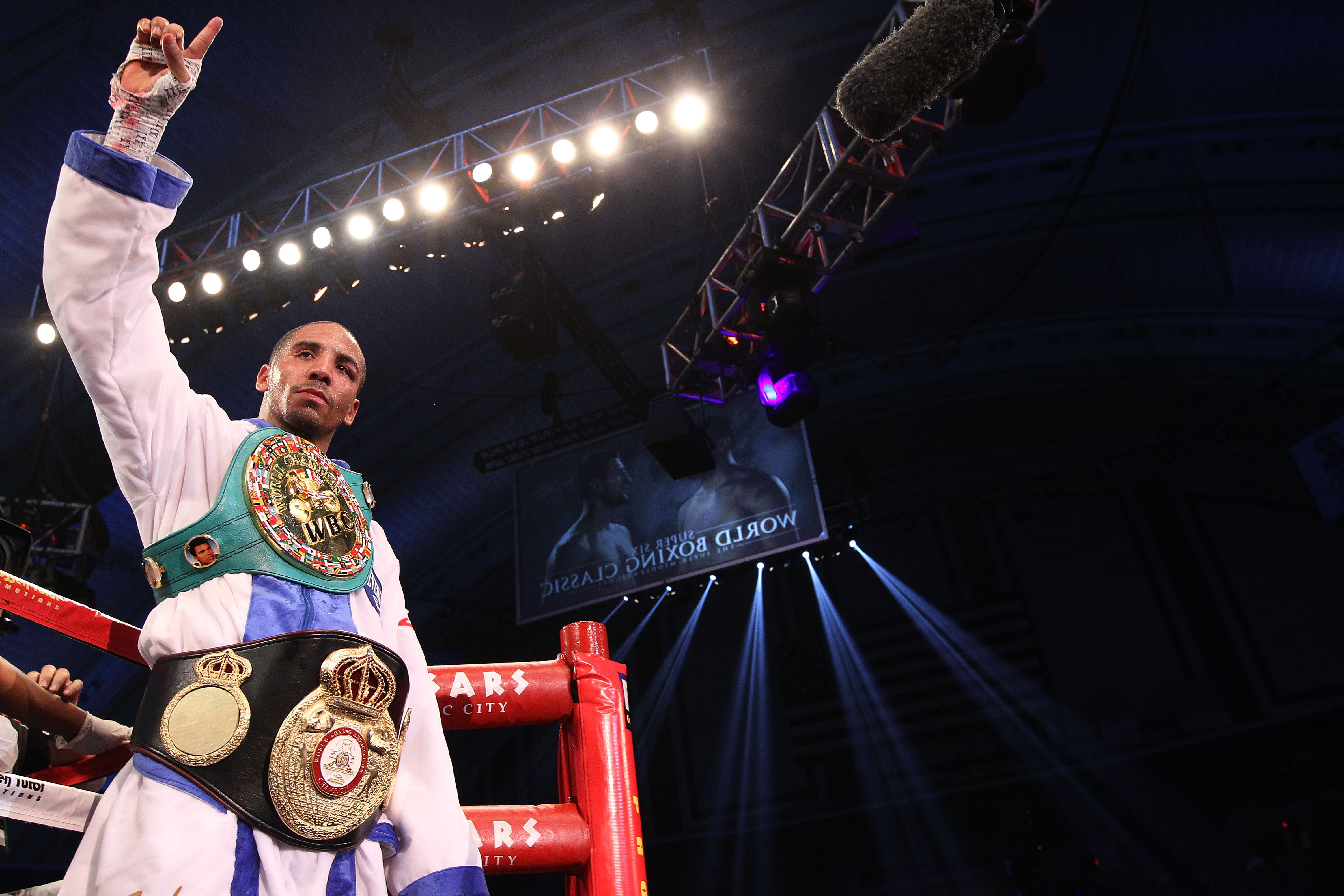 Andre Ward will be looking to recapture that magic that put him at the top of the Super Six World Boxing Classic. (Getty)