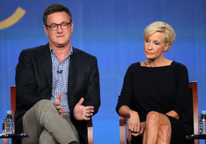 Mika Brzezinski, Joe Scarborough and Mika Brzezinski dating, Joe Scarborough Donald Trump