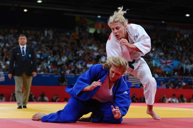 Judo Olympics, Kayla Harrison, Team USA Judo, Judo Rio