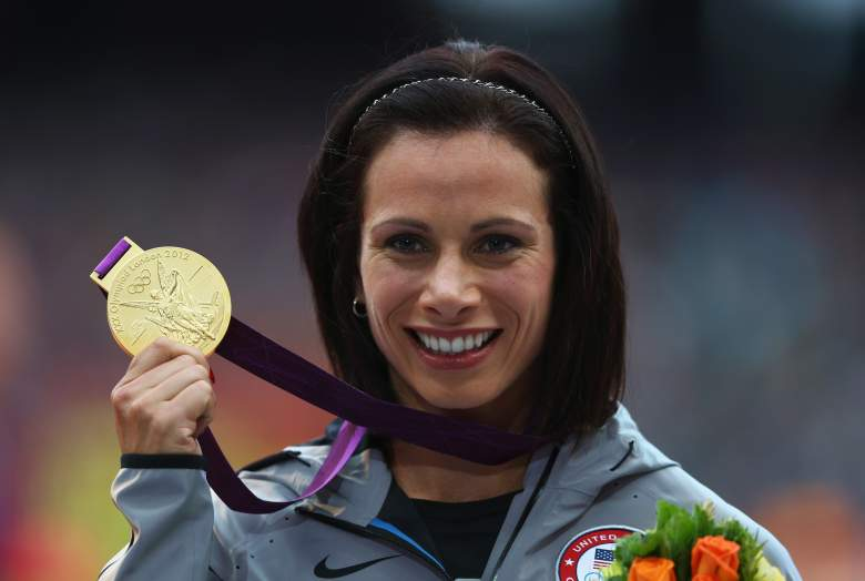 Jenn Suhr, Jenn Suhr pole vaulting, Jenn Suhr bio, Rio Olympics, Team USA
