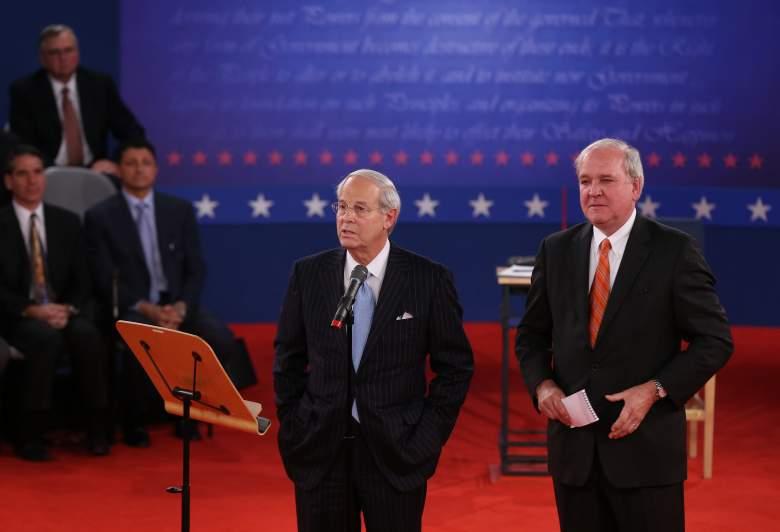 fahrenkopf, mccurry, cpd, presidential debate, donald trump, hillary
