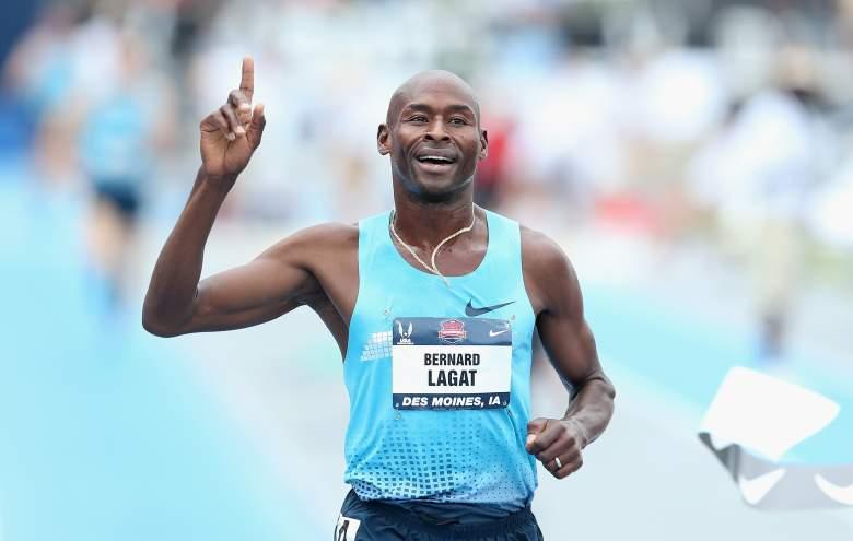 Bernard Lagat, Bernard Lagat bio, 5000m Rio Olympics, Rio Olympics