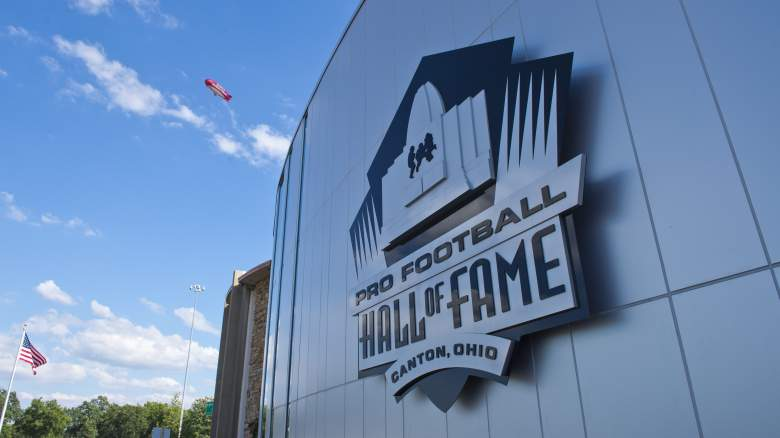 pro football hall of fame induction ceremony 2016 nfl hof date time tv channel