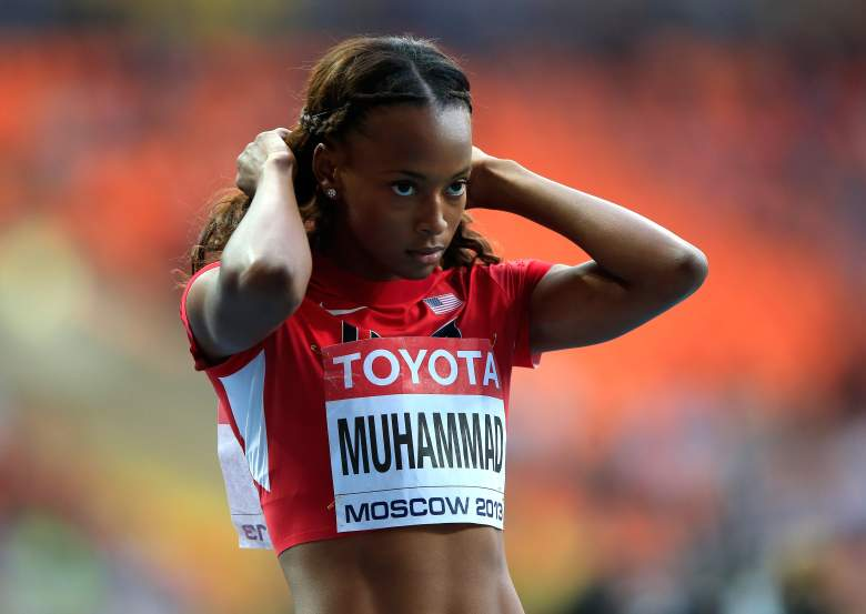 Dalilah Muhammad, Dalilah Muhammad religion, Team USA, Rio Olympics, 400m hurdles