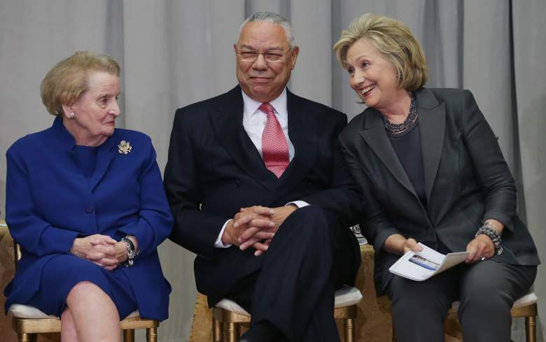 colin powell, email use, personal email, aol, state department, hillary clinton