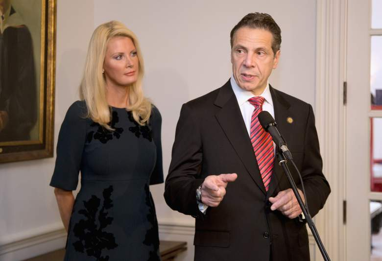 Sandra Lee, Andrew Cuomo, New York First Lady, Sandra Lee and Andrew Cuomo