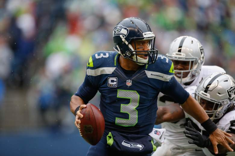 seahawks vs. raiders, what time, tv channel, where, when