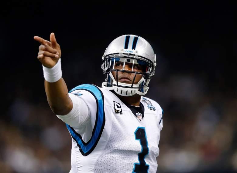 Cam Newton, Carolina Panthers Cam Newton