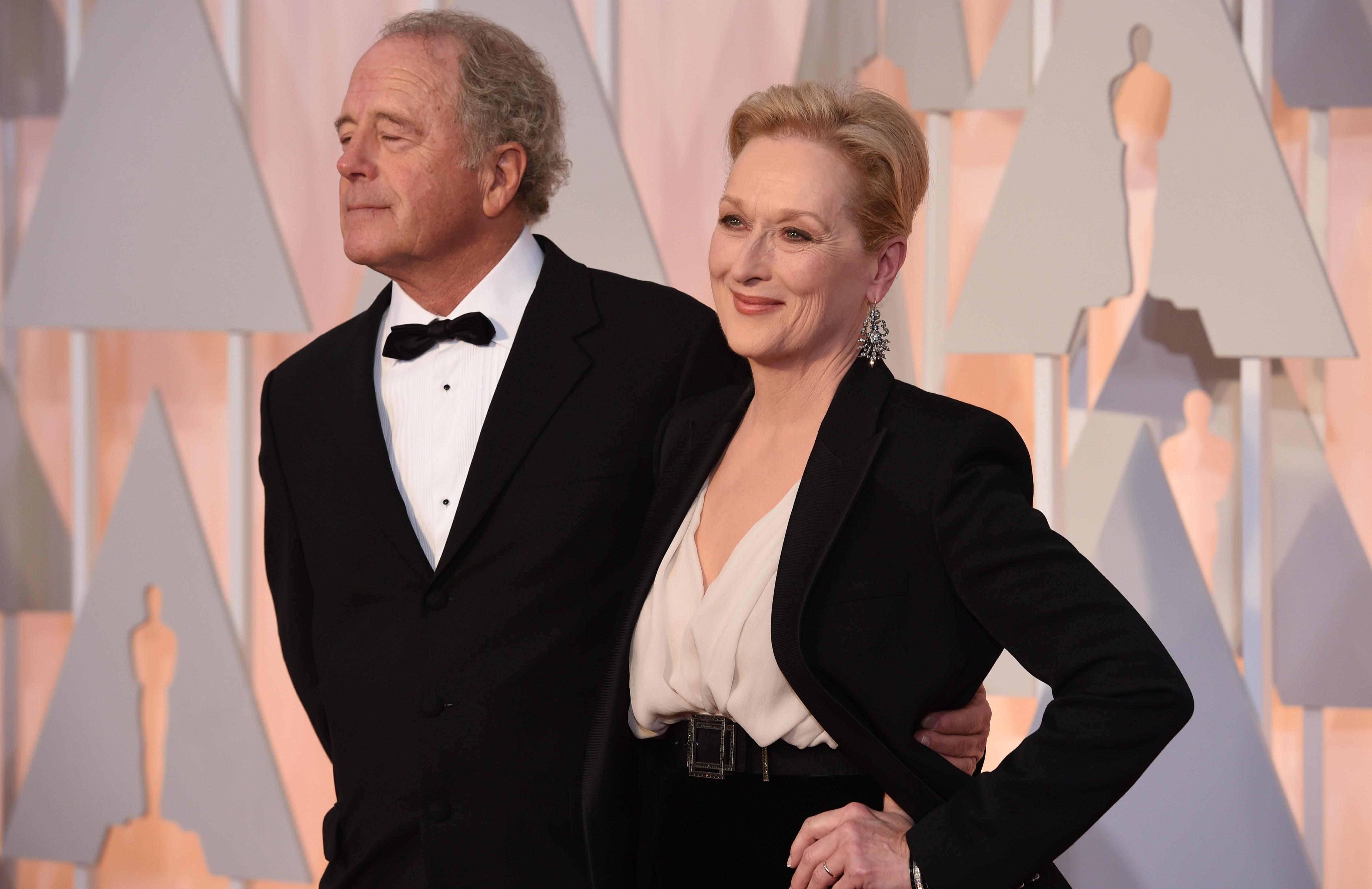 Don Gummer, Meryl Streep, Florence Foster Jenkins