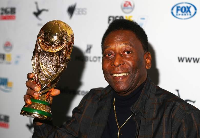 Pele, Pele World Cup, Pele Olympics