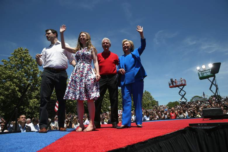 Hillary Clinton family