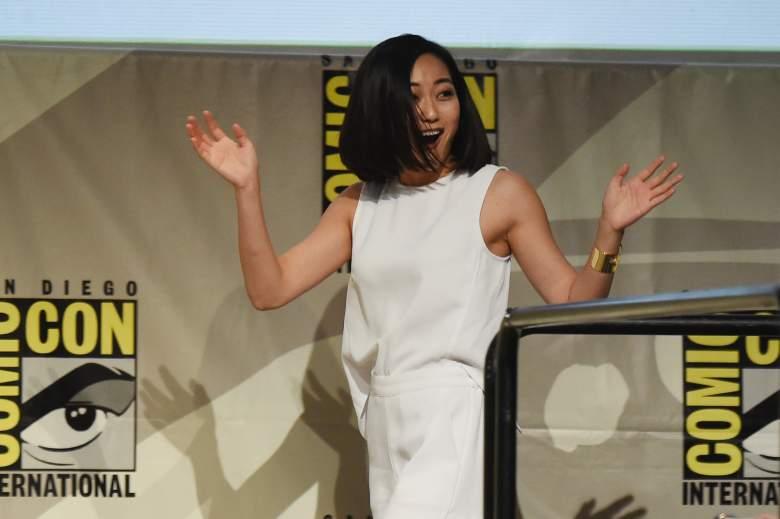 Karen Fukuhara, Suicide Squad cast, Katana, Katana actress