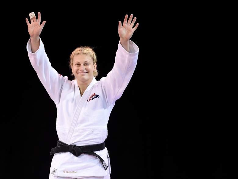 Kayla Harrison, Kayla Harrison judo, Rio Olympics, Team USA judo