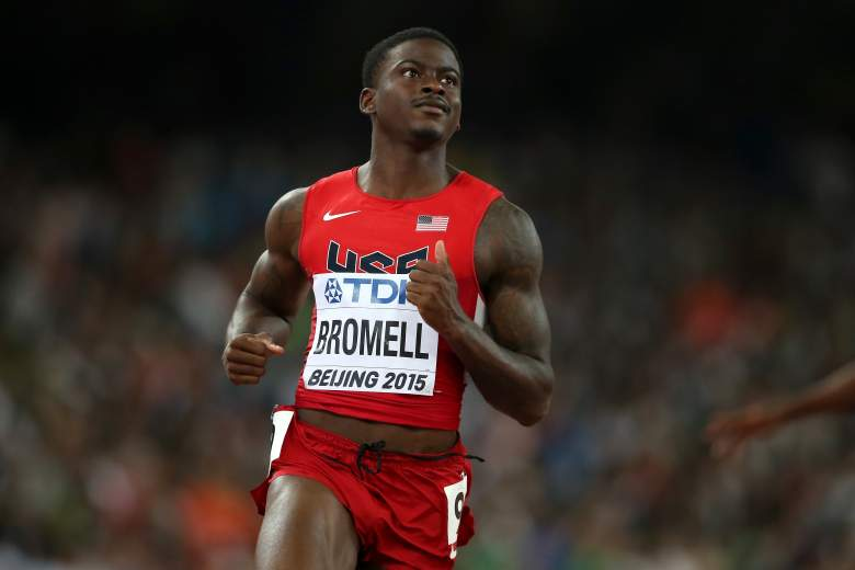 Trayvon Bromell, Trayvon Bromell IAAF