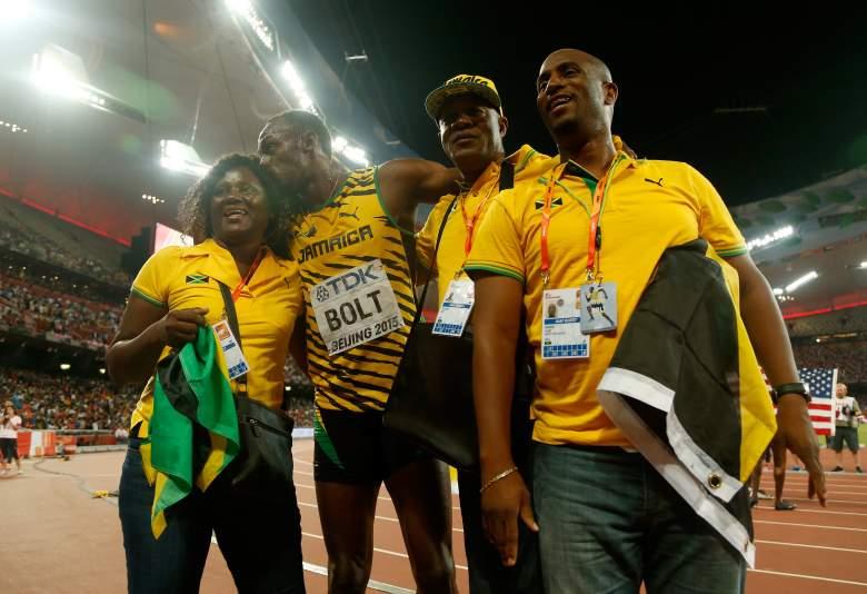 Usain Bolt, Usain Bolt family, Usain Bolt win