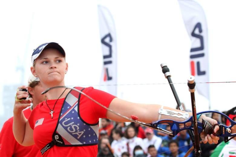 Mackenzie Brown, Team USA, Team USA Archery