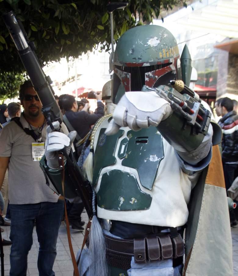 Boba Fett costume, Star Wars 1313, Star Wars video games