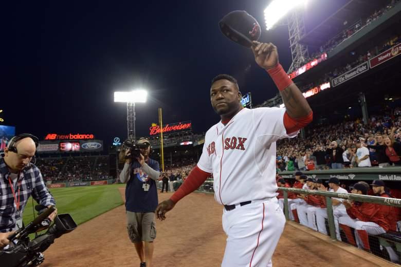 David Ortiz, Red Sox David Ortiz