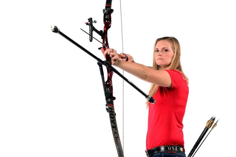 Mackenzie Brown, Team USA, archery, Team USA archery