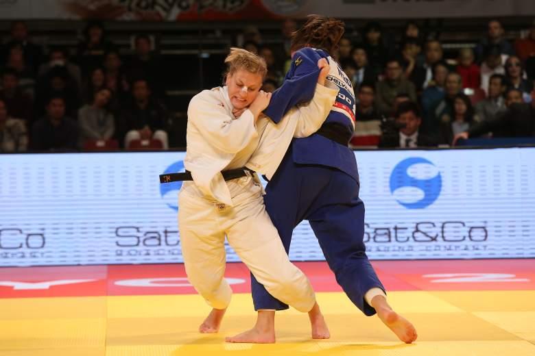 Kayla Harrison Judo, Kayla Karrison, Team USA Judo, Team USA, Rio Olympics