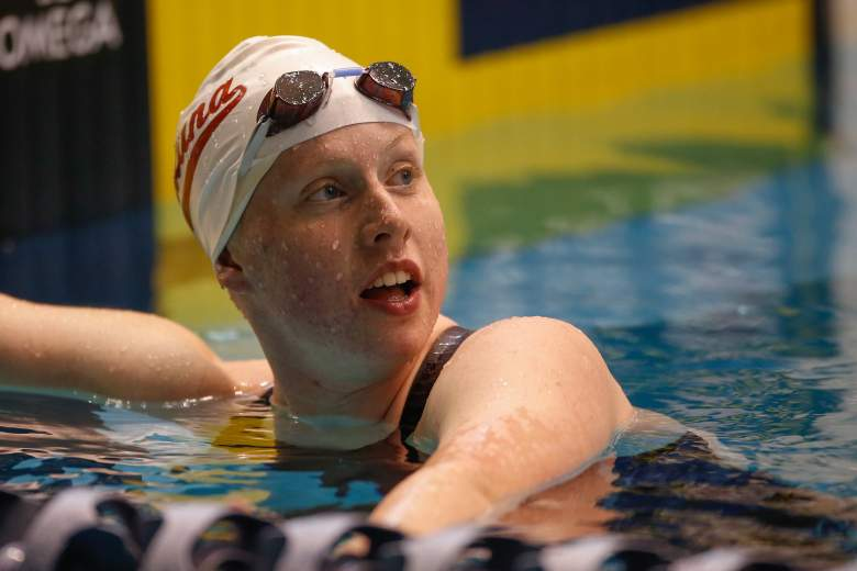 Team USA swimming, Lilly King, Indiana University, breaststroke swimmers,