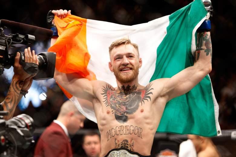 Conor McGregor, Jose Aldo, UFC 194