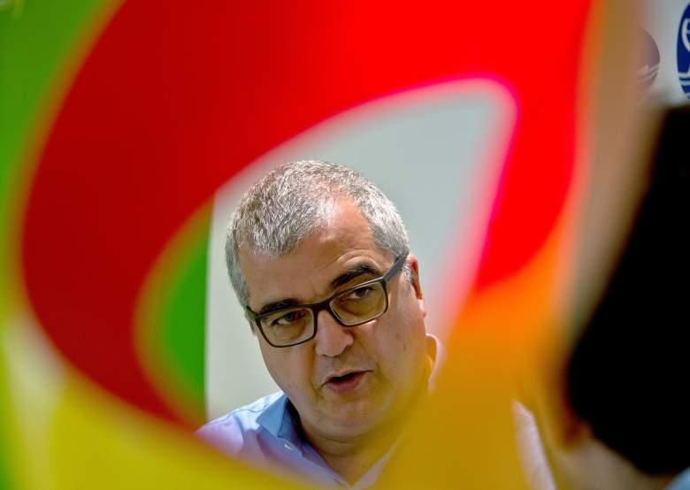 Mario Andrada, Rio Olympics spokesman, Lochtegate