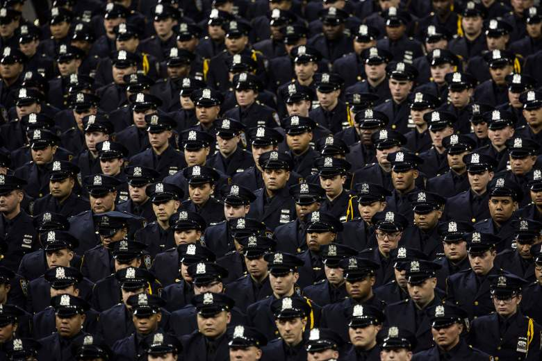 NYPD, New York Police Department graduation, James O'Neill