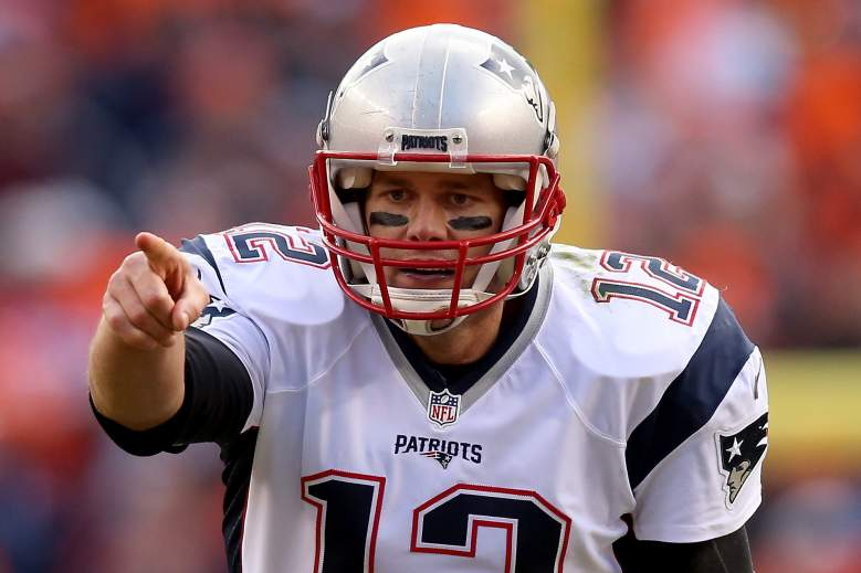 Tom Brady, Patriots Tom Brady