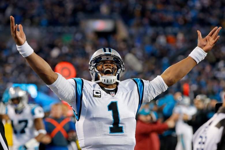 Panthers, Carolina Panthers, Cam Newton