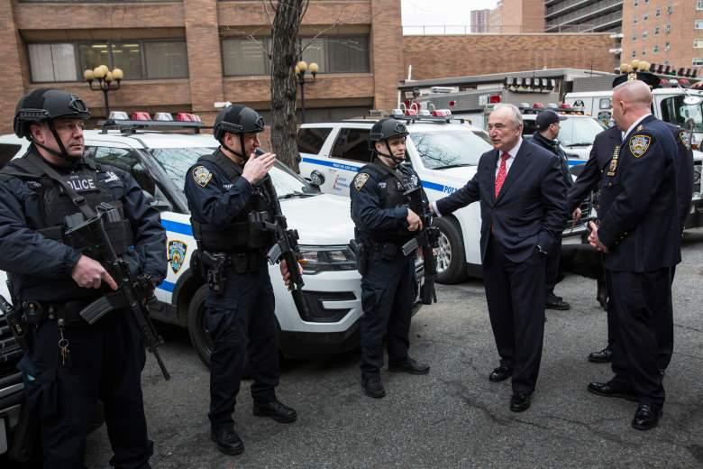 Bill Bratton, William Bratton, NYPD