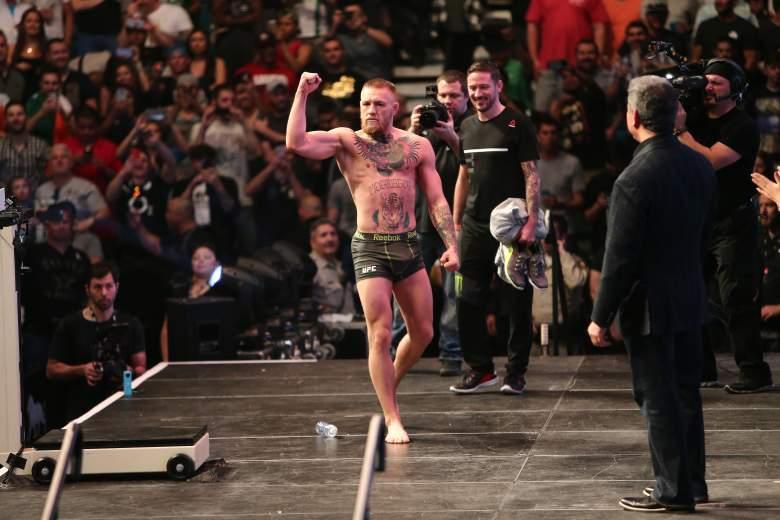 Conor McGregor, Conor McGregor UFC