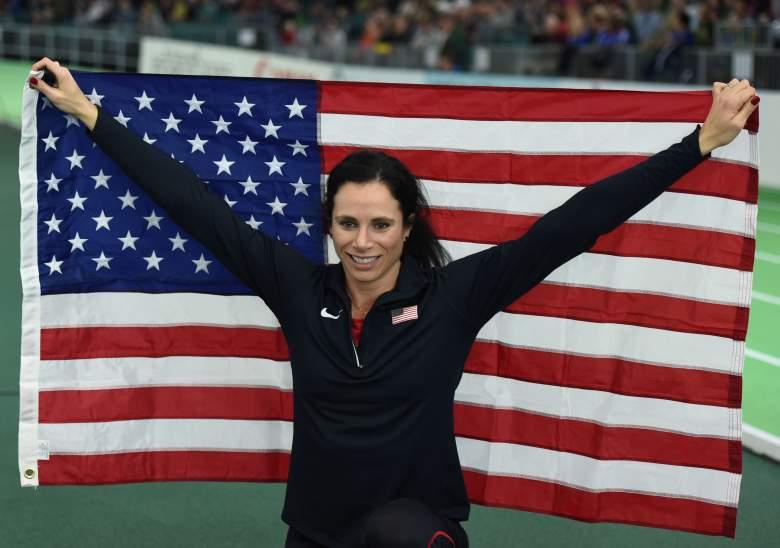 Jenn Suhr, Jennifer Suhr, Jenn Suhr bio, women's pole vault, Rio Olympics, Team USA