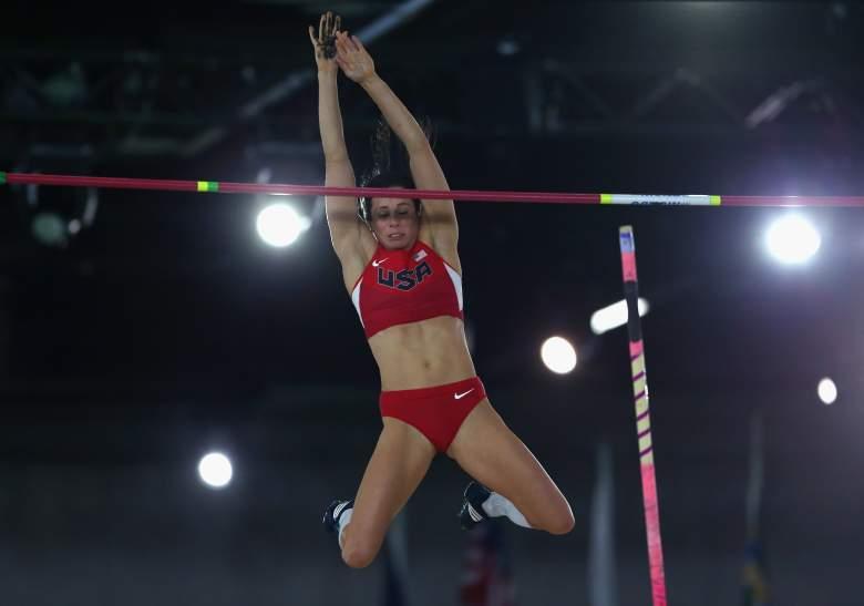 Jenn Suhr bio, Jenn Suhr, Team USA, pole vault