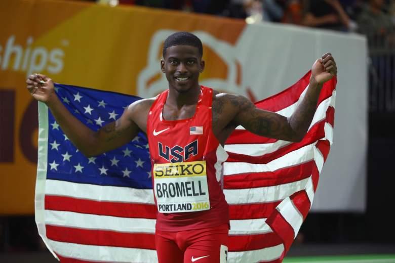 Trayvon Bromell, Trayvon Bromell Rio, Rio Olympics, Team USA, Trayvon Bromell Bio